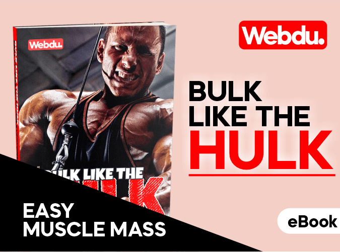 Bulk Like The Hulk Webdu E-Book