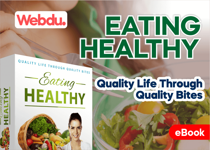 Eating Healthy Webdu E-Book