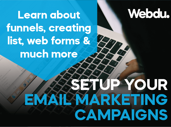 Email Marketing Basics Webdu Course