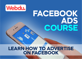 Facebook Ads Webdu Course