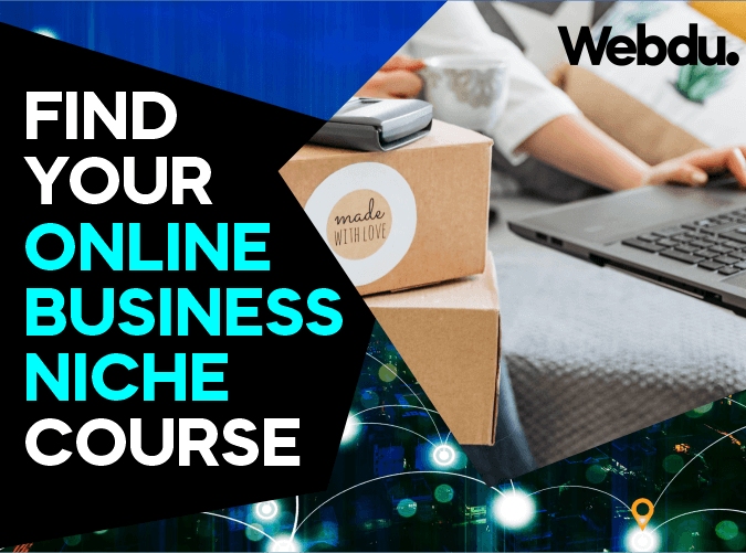 Find Your Niche Webdu Course