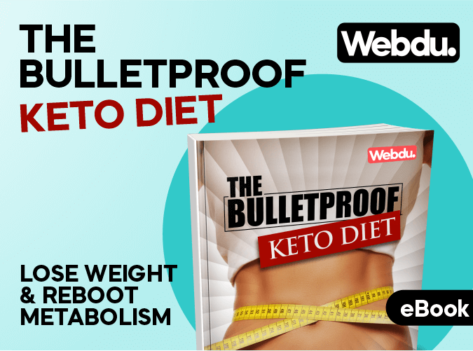 The Bulletproof Keto Diet Webdu E-Book