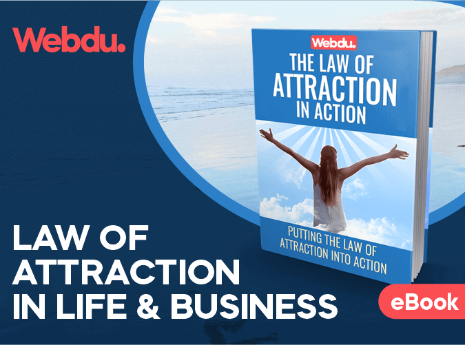 The Law Of Attraction Webdu E-Book