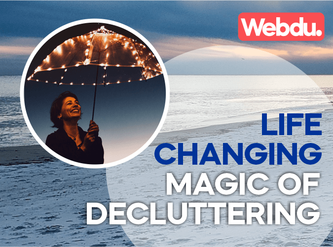 The Life Changing Magic of Decluttering Webdu Course