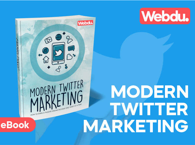 Modern Twitter Marketing Webdu E-Book