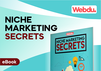Niche Marketing Secrets Webdu E-Book