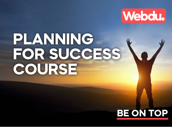 Planning For Success Webdu Course