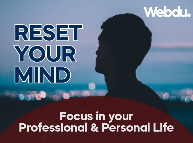 Mind Reset Webdu Course