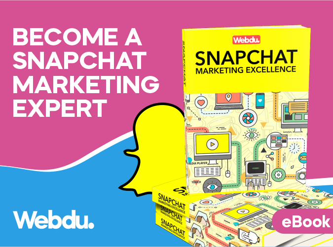 Snapchat Marketing Webdu E-Book