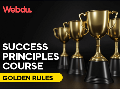 Success Principles Webdu Course