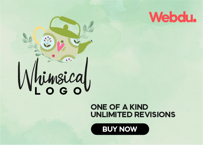 Whimsical Logo Design