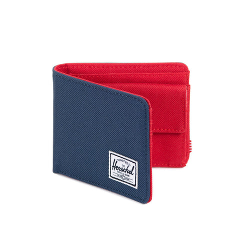 ROY PL in 600D POLY NAVY/RED
