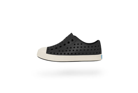 NATIVE JEFFERSON KID in JIFFY BLACK/BONE WHITE