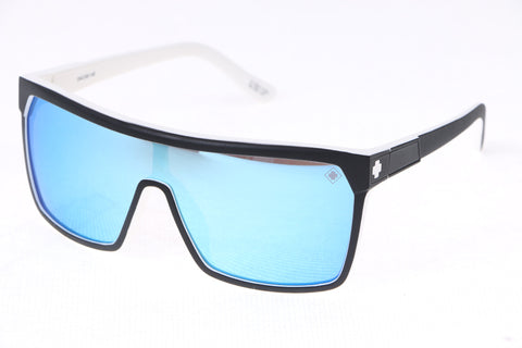 SPY+ FLYNN in FLYNN WHITEWALL  -  GREY w/LIGHT BLUE SPECTRA