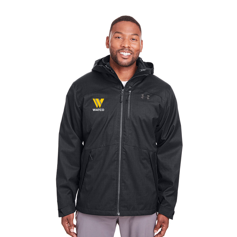 Under Armour Mens Porter 3-In-1 Jacket - 1316018