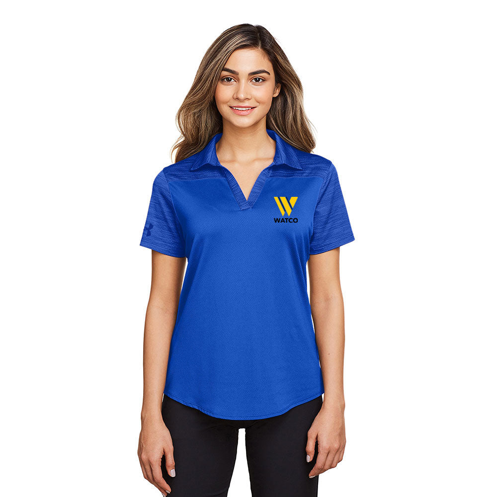 Under Armour Ladies' Corporate Colorblock Polo - 1348083