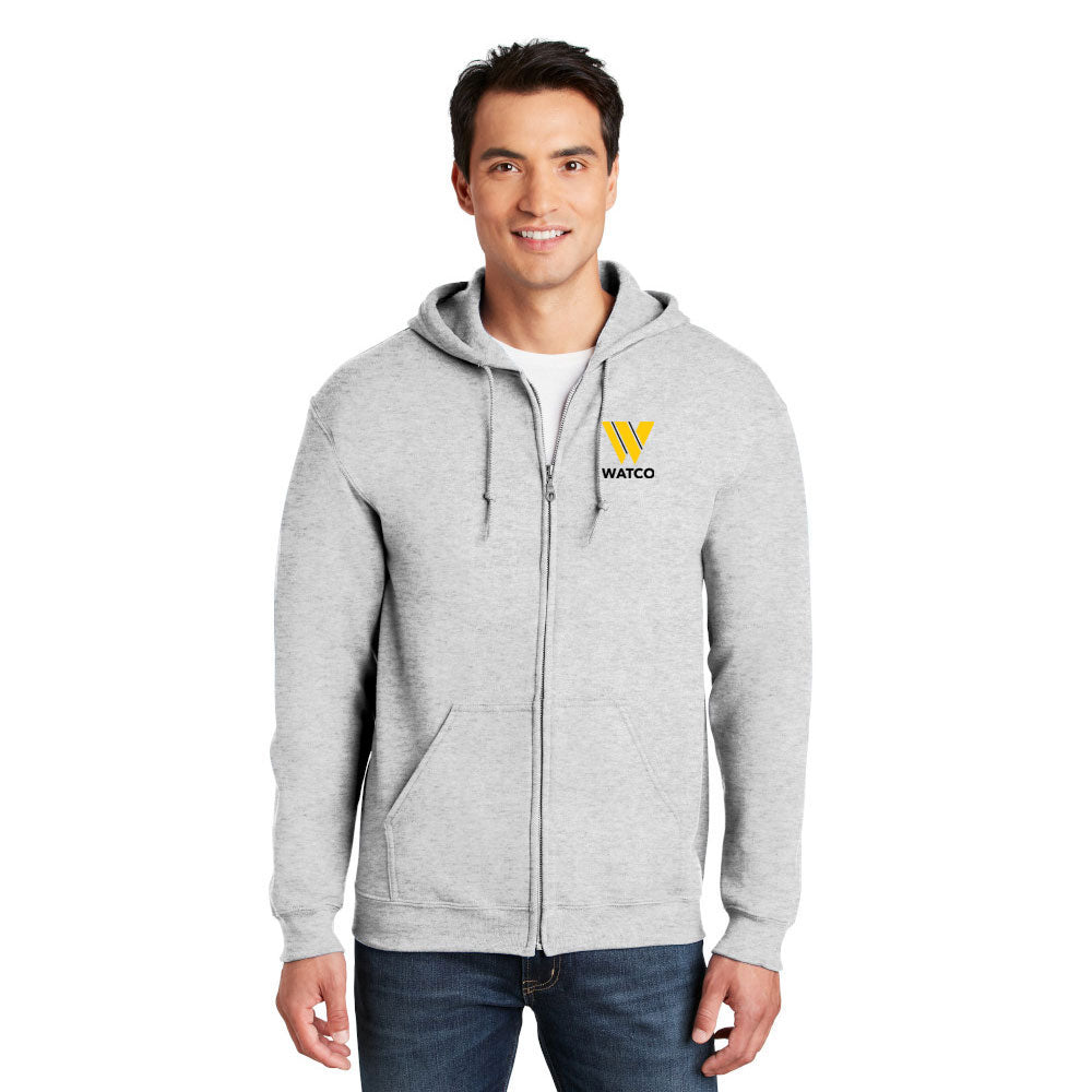 Gildan® - Heavy Blend™ Full-Zip Hooded Sweatshirt - 18600