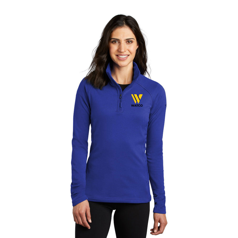 The North Face ® Ladies Mountain Peaks 1/4-Zip Fleece - NF0A47FC