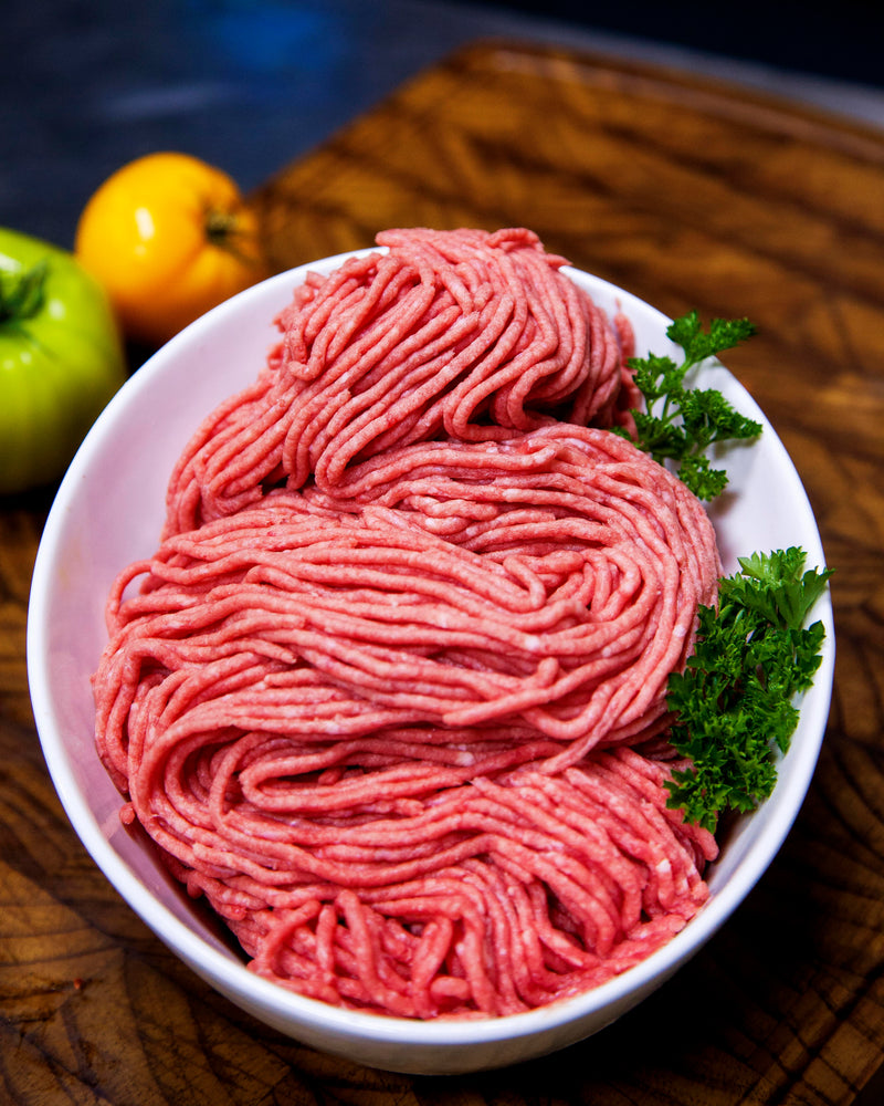 Grass Fed Prime Lean Ground Beef - PEI