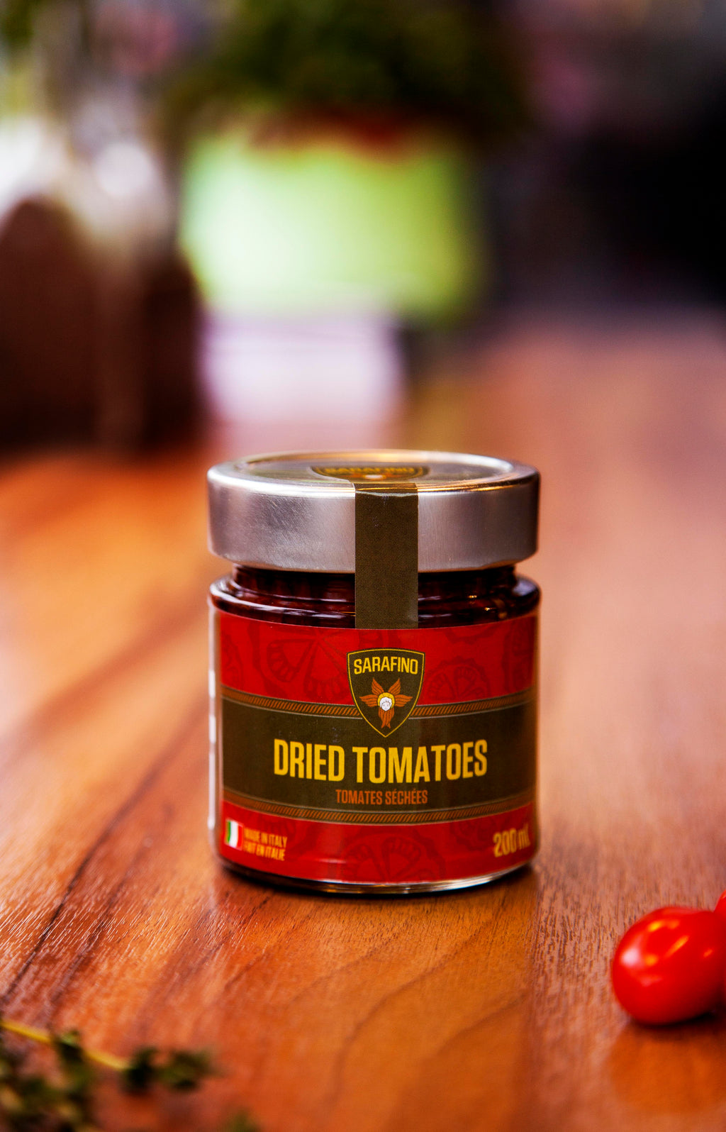 Dried Tomatoes Spread