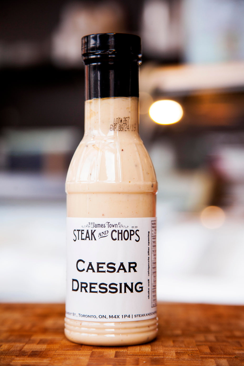 PS Caesar Dressing