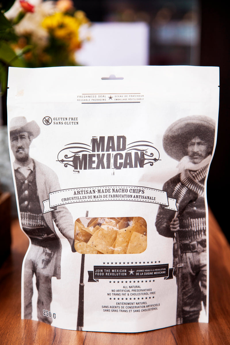 Mad Mexican chips