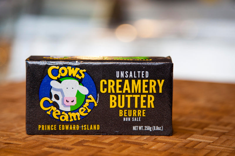 Unsalted Butter - Cow's Creamery