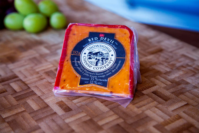 Red Devil Cheese - Snowdonia