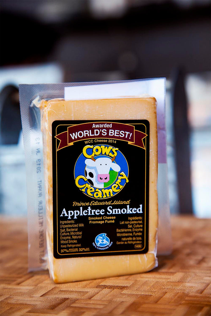 Smoked Cheddar Cheese - Applewood