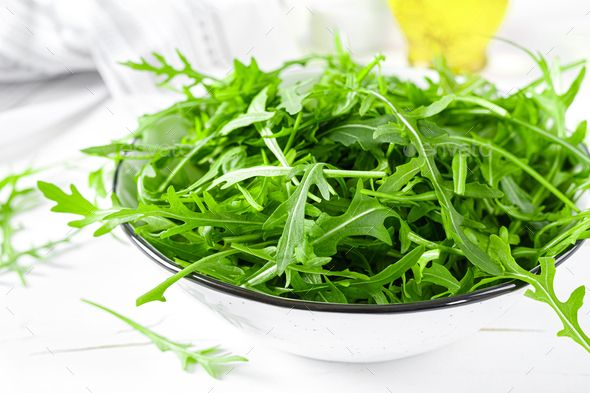 Fresh Baby Arugula (Box)