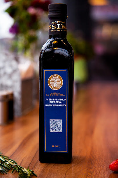 Acetaia Balsamic Vinegar (Blue)