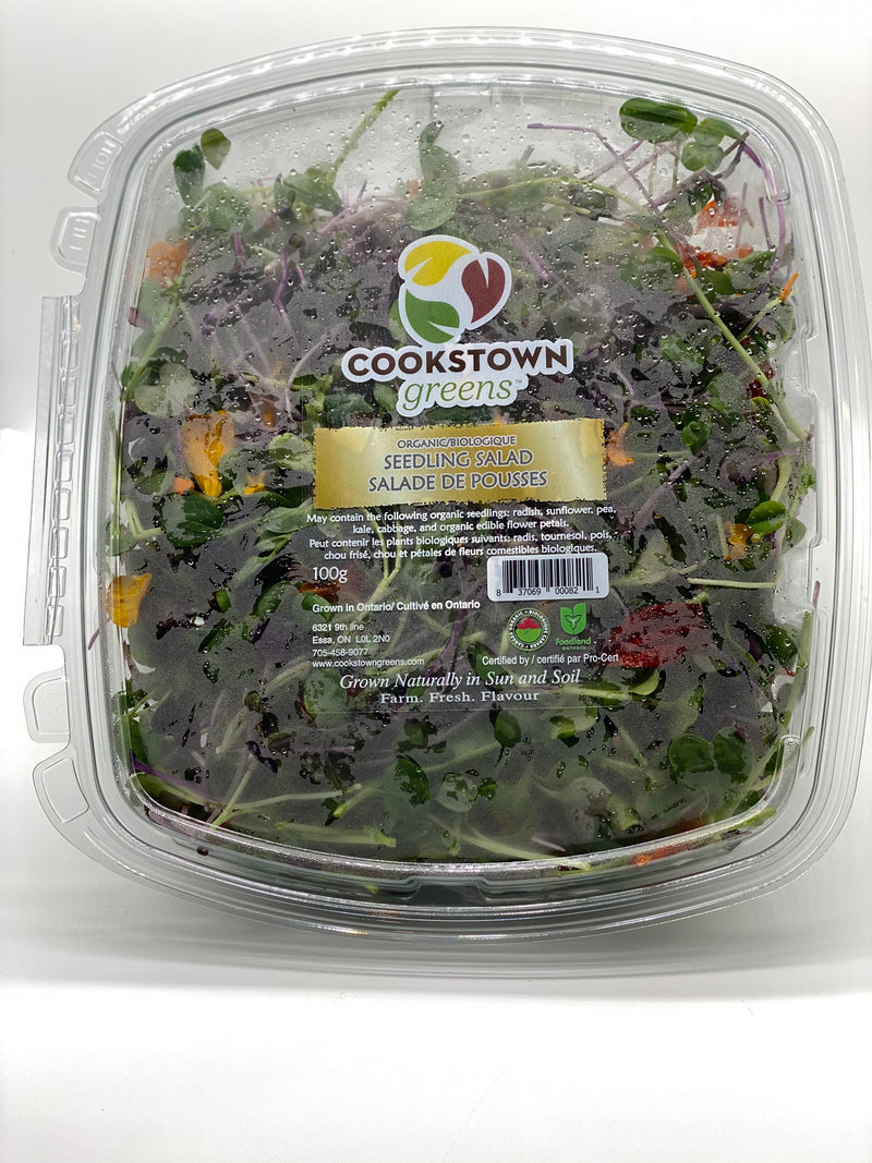 Cookstown Greens Seedling Salad