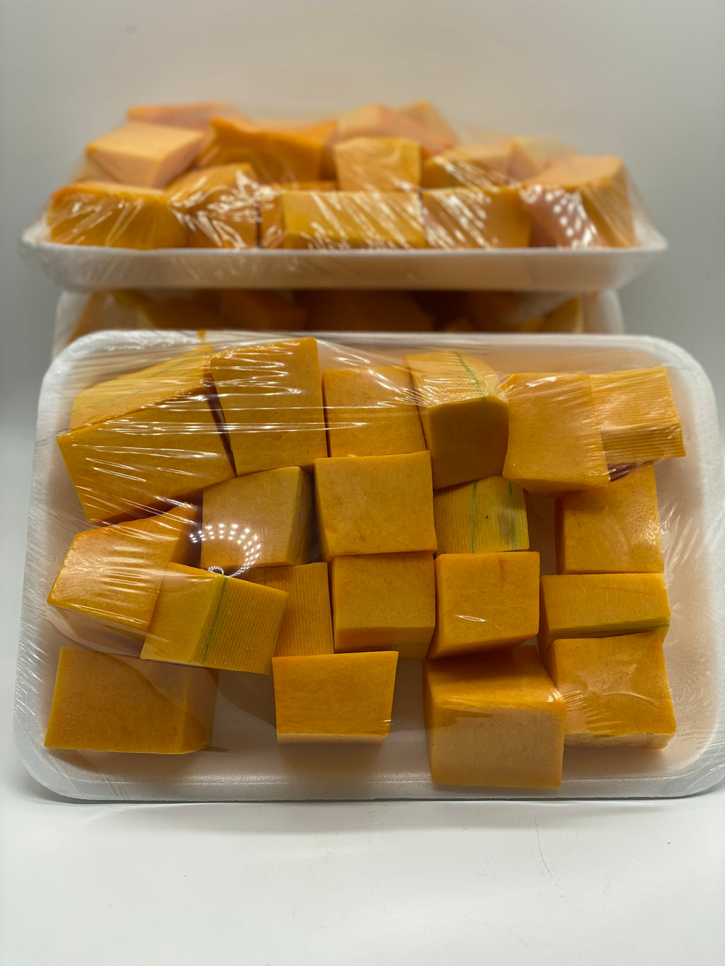 Fresh Cut Butternut Squash