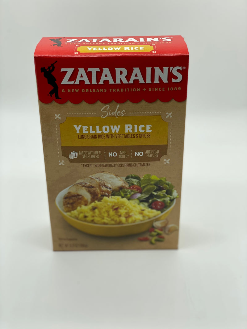 Zatarain's Yellow Rice 226g