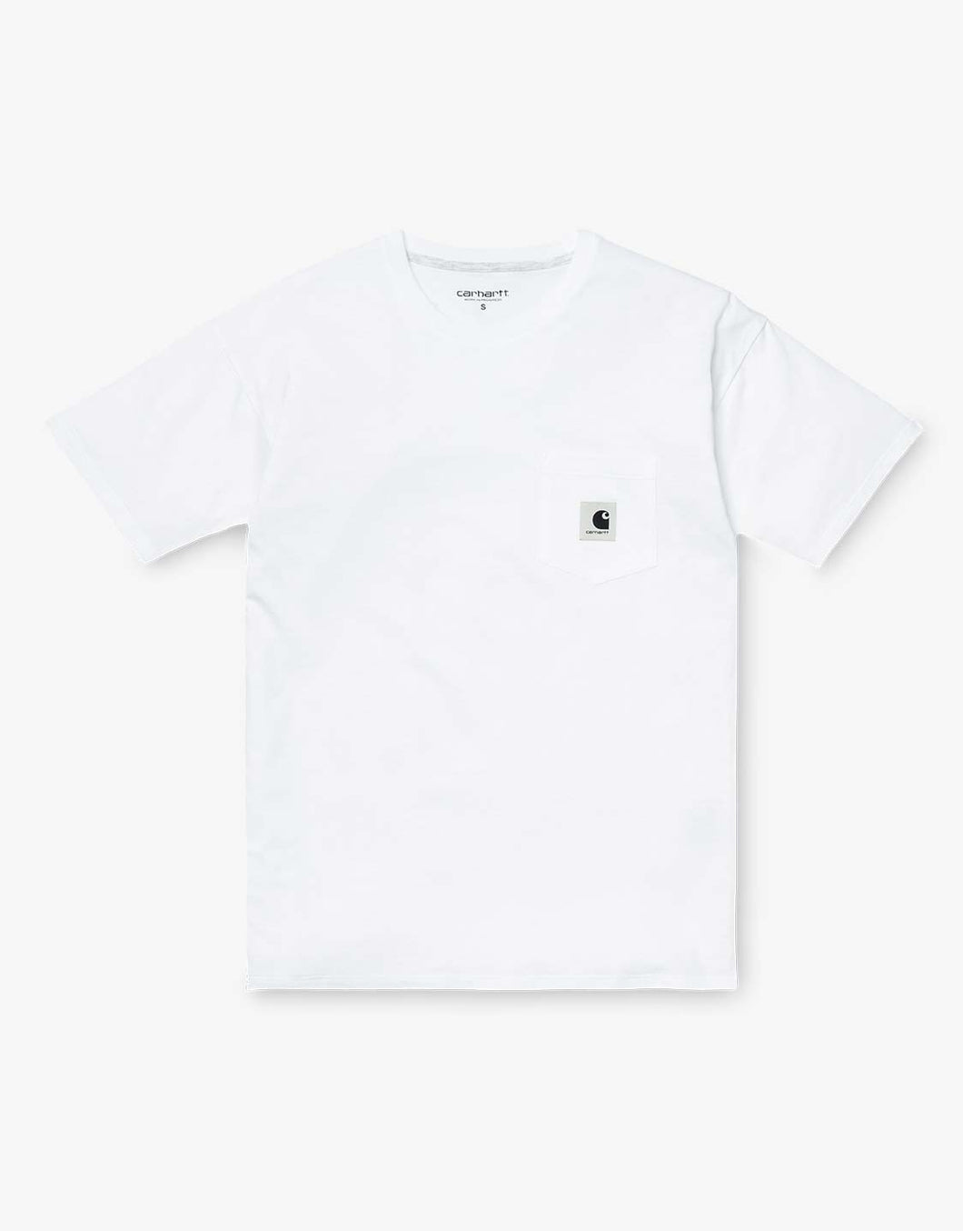 Carhartt WIP Carrie Pocket T-Shirt White