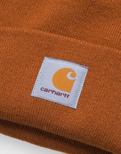Load image into Gallery viewer, Carhartt WIP Short Watch Hat Brandy