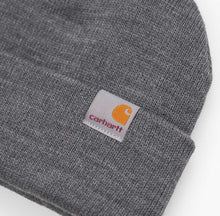 Load image into Gallery viewer, Carhartt WIP Stratus Hat Low Dark Grey Heather