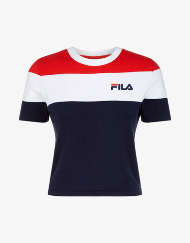 FILA Maya cropped t-shirt