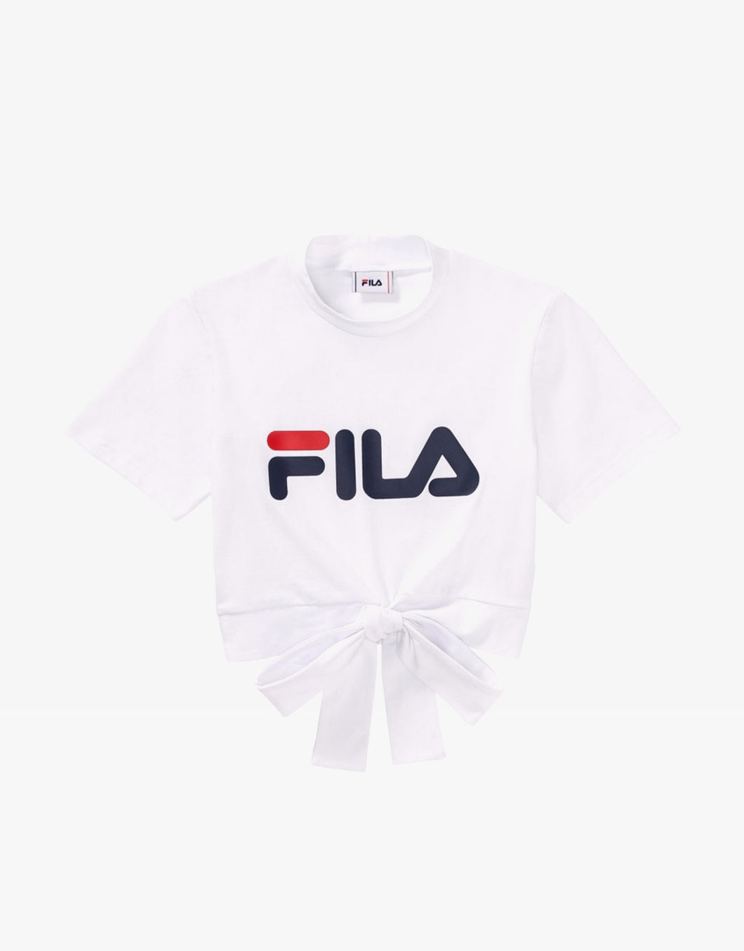 FILA Roxy Belted Top White
