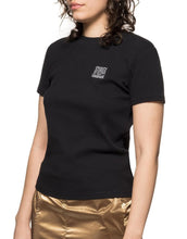 Load image into Gallery viewer, Stussy Classic Rib Tee Black