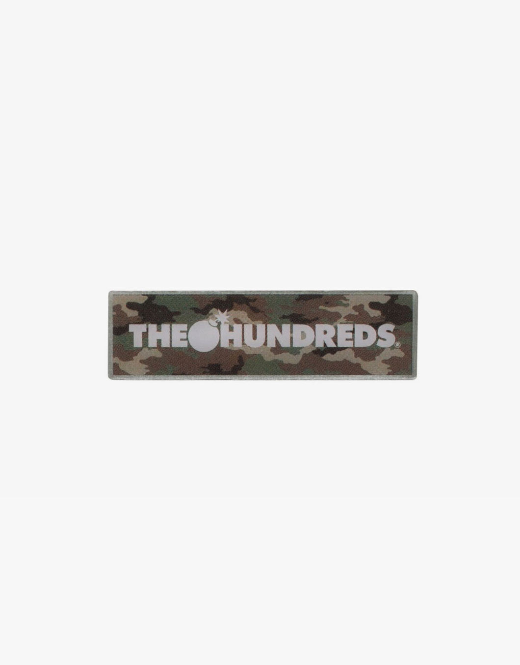 The Hundreds Corner pin set