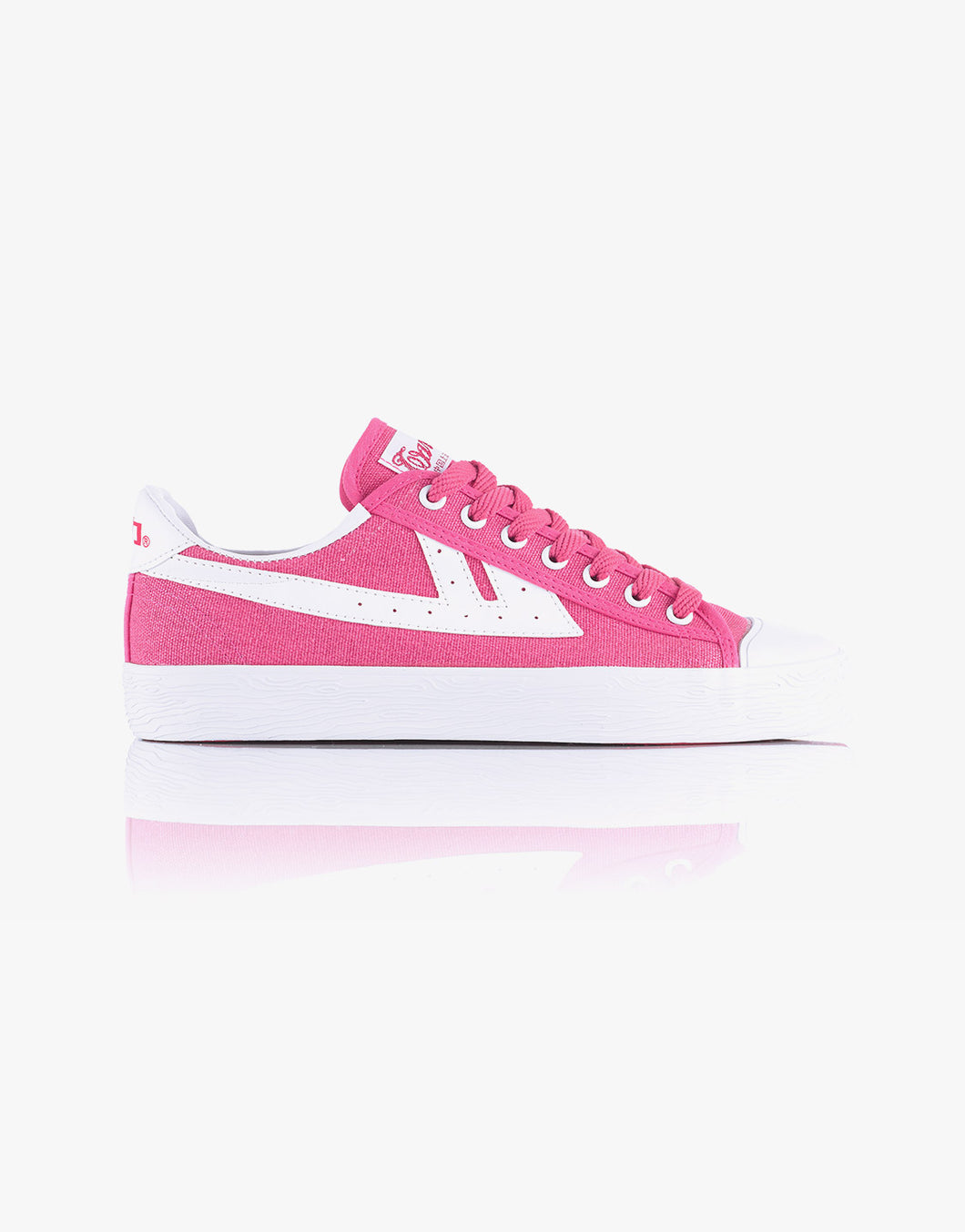 Warrior WB-1 pink white