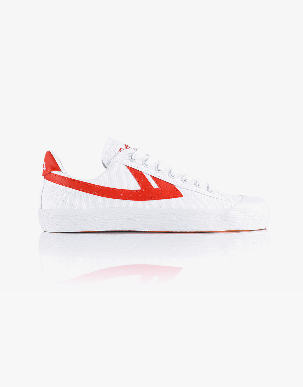 Warrior WB-1 white red