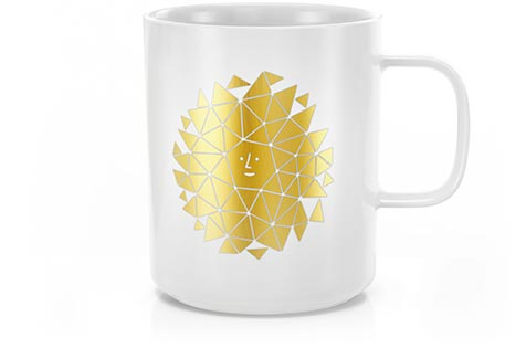 Coffee Mugs, New Sun