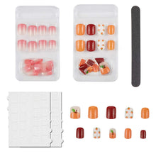 Load image into Gallery viewer, Nail Art False Nails Set (NAIL-NN0001-D051-3)