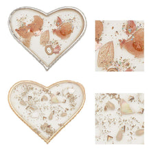 Load image into Gallery viewer, 2 PCS Alloy Nail Art Heart Palette (NAIL-NN0001-T052)