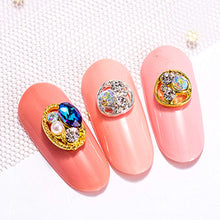 Load image into Gallery viewer, 3 Boxes Nail Art 3D Rhinestones(NAIL-NN0001-D048-3)