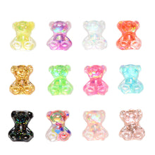 Load image into Gallery viewer, 3D Cute Bear Resin Nail Art Decorations (NAIL-NN0001-D045-4)