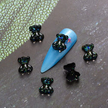 Load image into Gallery viewer, 3D Cute Bear Resin Nail Art Decorations (NAIL-NN0001-D045-2)