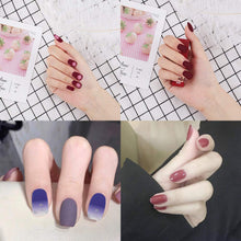 Load image into Gallery viewer, Nail Adhesive stickers(NAIL-NN0001-K001)
